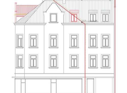 EXKLUSIVES Wohn- und Geschäftshaus MIT BAUGENEHMIGUNG in guter Lage HÖCHST