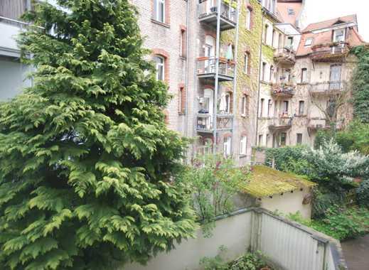 Helle 2 Zimmerwohnung in Stadtparknähe