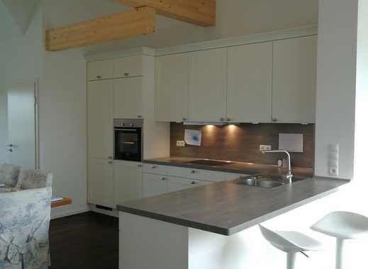 Neuwertige 3,5-Zimmer-Loft-Wohnung mit Balkon und EBK in Ludwigshafen