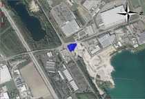 Bild Gewerbebauplatz mit optimaler Verkehrslage an der B3 und A5