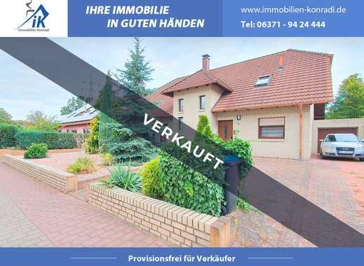 ++Verkauft++ Kaiserslautern-Einsiedlerhof: Freistehendes Einfamilienhaus mit Garten und Garage