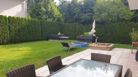 Straßlach: luxuriöse, großzügige 3,5-Zi.-Erdgeschoß-Whg mit großem Garten - frei ab Oktober 2020 in Straßlach-Dingharting