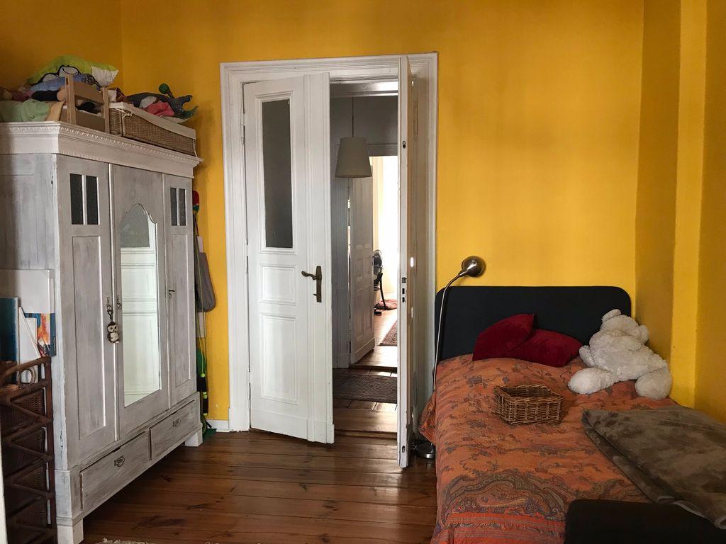 stilvolle 3 zimmer hochparterre wohnung im b tzow kiez von. Black Bedroom Furniture Sets. Home Design Ideas