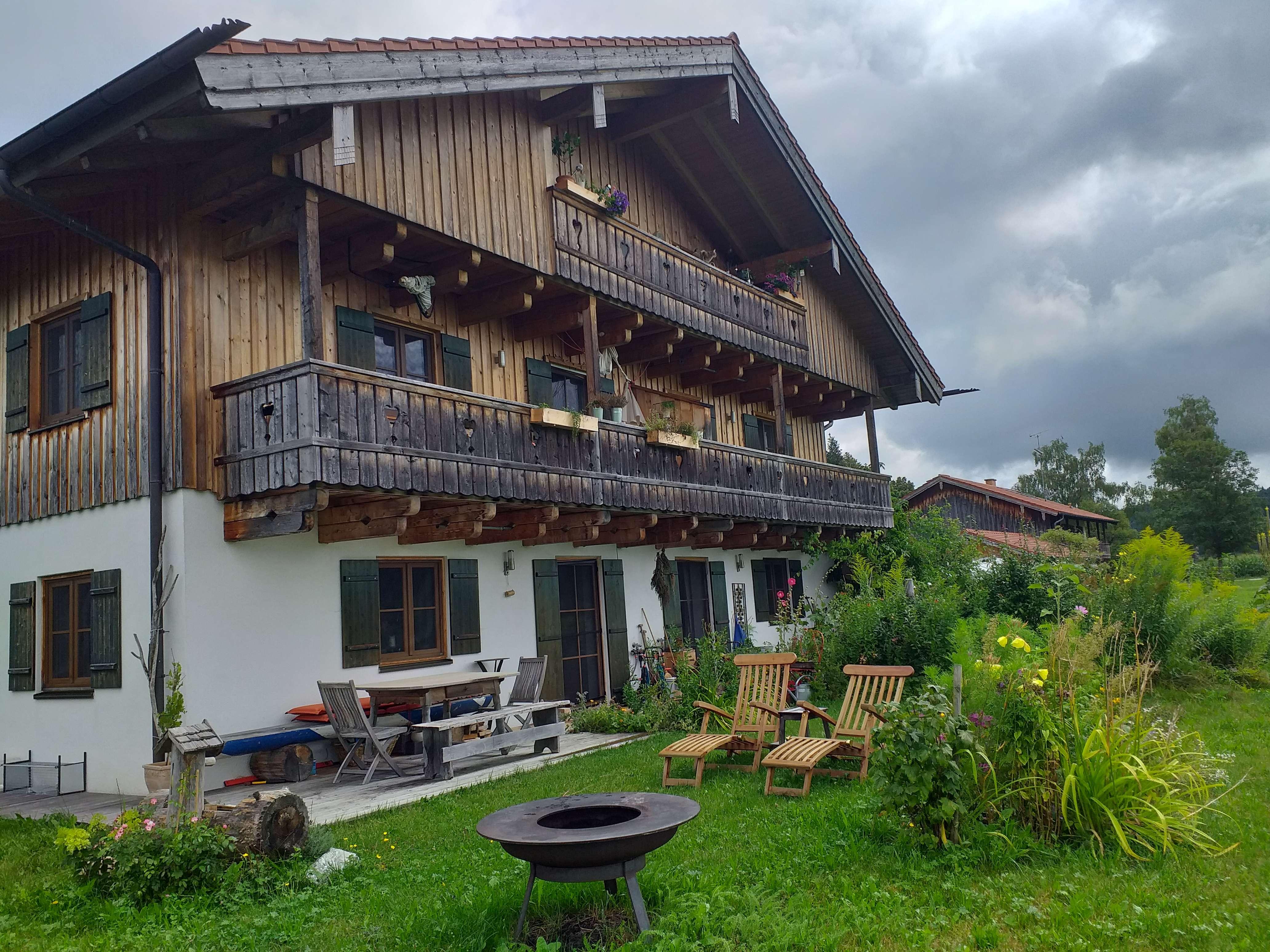 Schöne Wohnung in ruhiger Lage in Dietramszell