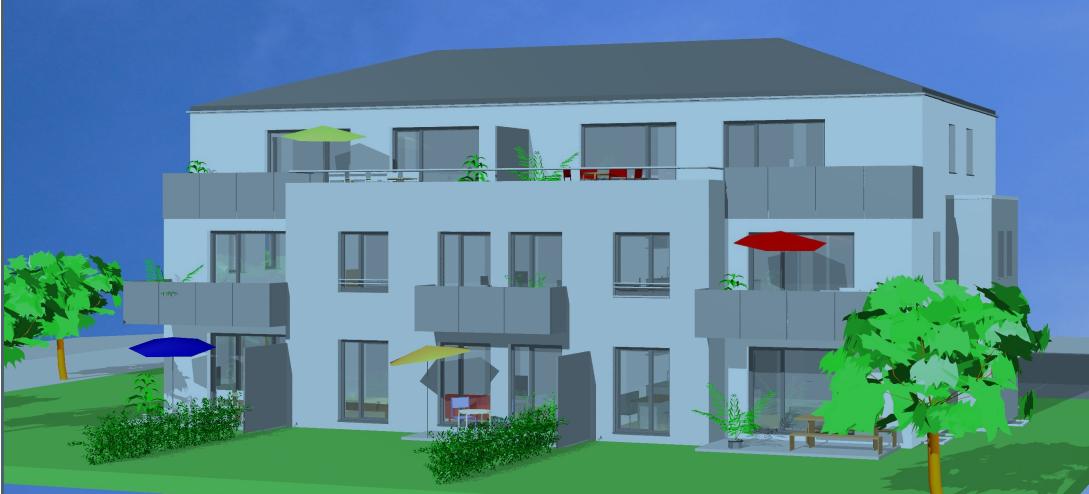 Ansprechende 4-Zimmer-Wohnung in Riedenburg in