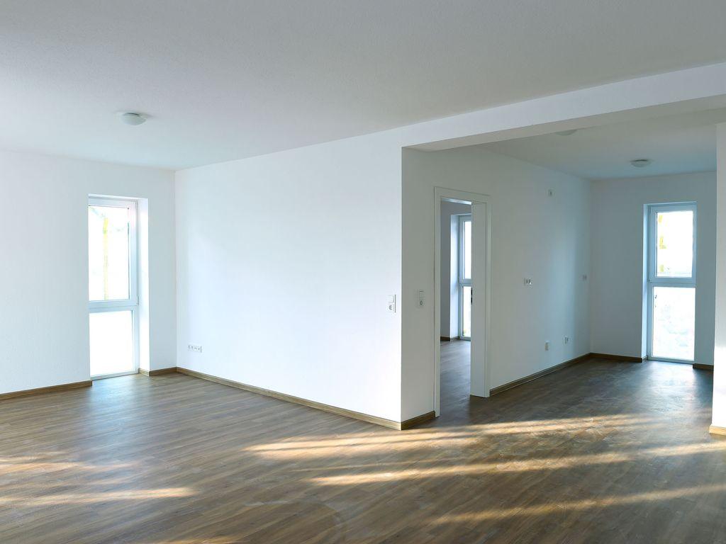 Wohnraum große Wohnung I