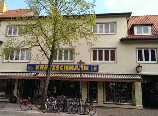 Ohne Courtage! Helle, große Wohnung mit großzügiger Dachterrasse im Zentrum von Ahrensburg
