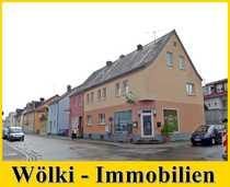 Reserviert Wohn- Geschäftshaus im Zentrum