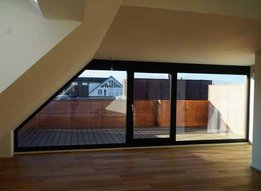 3,5-Zimmer Maisonette-Wohnung mit großer Dachterrasse, Erstbezug, Haidhausen