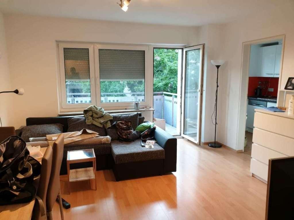 Exklusive 1,5-Zimmer-Wohnung mit Einbauküche in Erlangen in