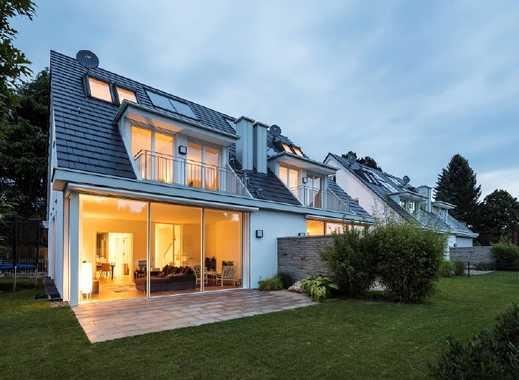 Exklusive DHH-Villa mit Luxusausstattung in Rheinnähe!