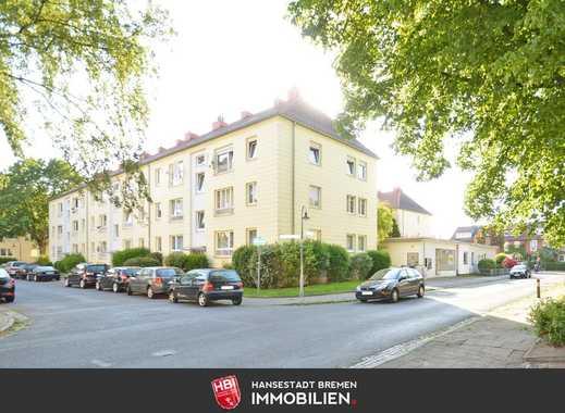 Sebaldsbrück / Kapitalanlage: Helle und attraktive 3-Zimmer-Wohnung