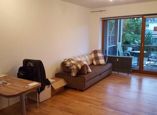 1-Zimmer-Wohnung mit Balkon und EBK in der Bonner Altstadt