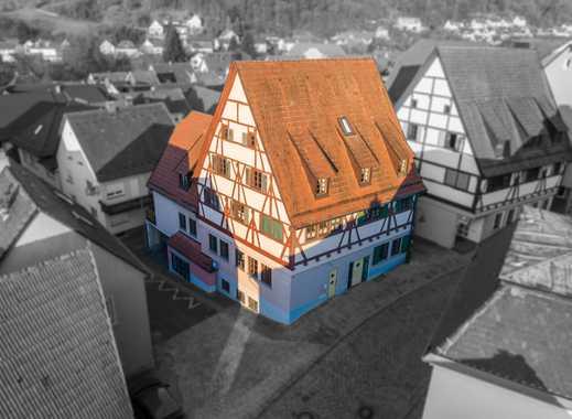 Zentrales Wohn- & Geschäftshaus in Grünsfeld