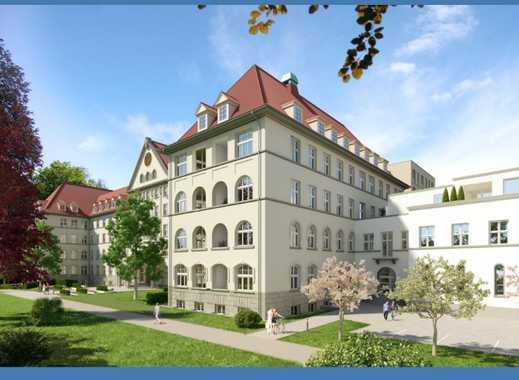 Neue moderne 2-Zi. Whg. mit toller Lage in historischem Gebäude am Safranberg