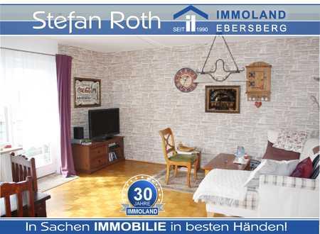 Geräumige 3-Zimmer-Etagenwohnung in Zentrumsnähe in Zorneding