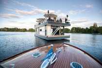 Luxus EVENT-Hausboot -