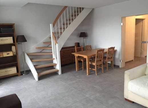 Top-moderne helle 3 Zi-DG-Wohnung über 2 Etagen - Niedrigenergiehaus
