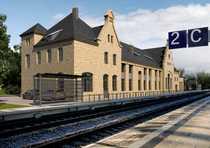 Verkauf Bahnhofsgebäude