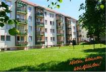Sonnige 3-Raum-Wohnung im Wohngebiet Süd