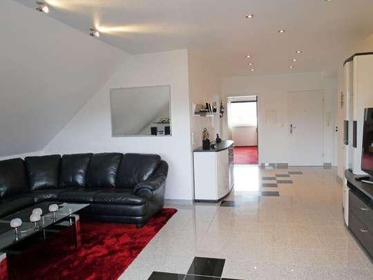 Hochwertige 117m² Wohnung mit Garten, Spitzboden und Keller - Bild 5