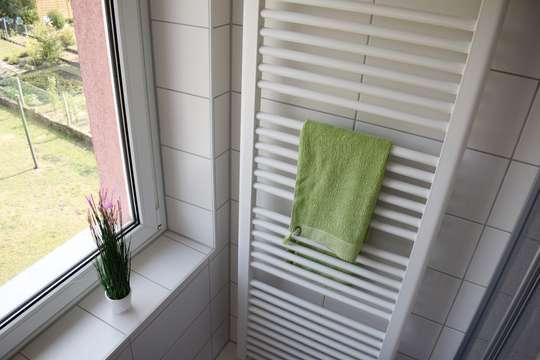 Erstbezug nach Sanierung! Kleine gemütliche Wohnung mit Garten