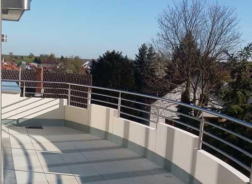Hochwertiges 4-Zimmer-Penthouse - stufenfrei, mit großen Terrassen und Stadtbus