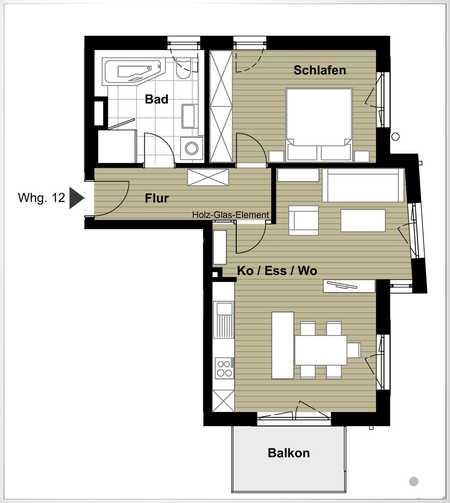Erstbezug im traumhaften Neubau -Barrierefrei- ++Robert Decker Immobilien++ in Moosburg an der Isar