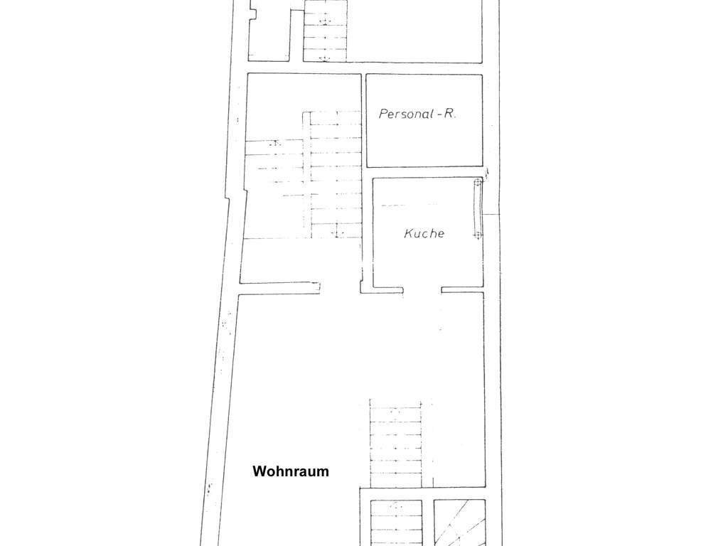 Wohnung unten