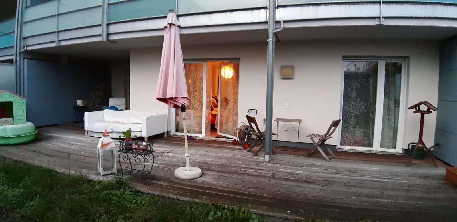 Großzügige 2-Zimmer-EG-Wohnung mit Terrasse und Garten in Erlangen Röthelheimpark in Erlangen Süd (Erlangen)
