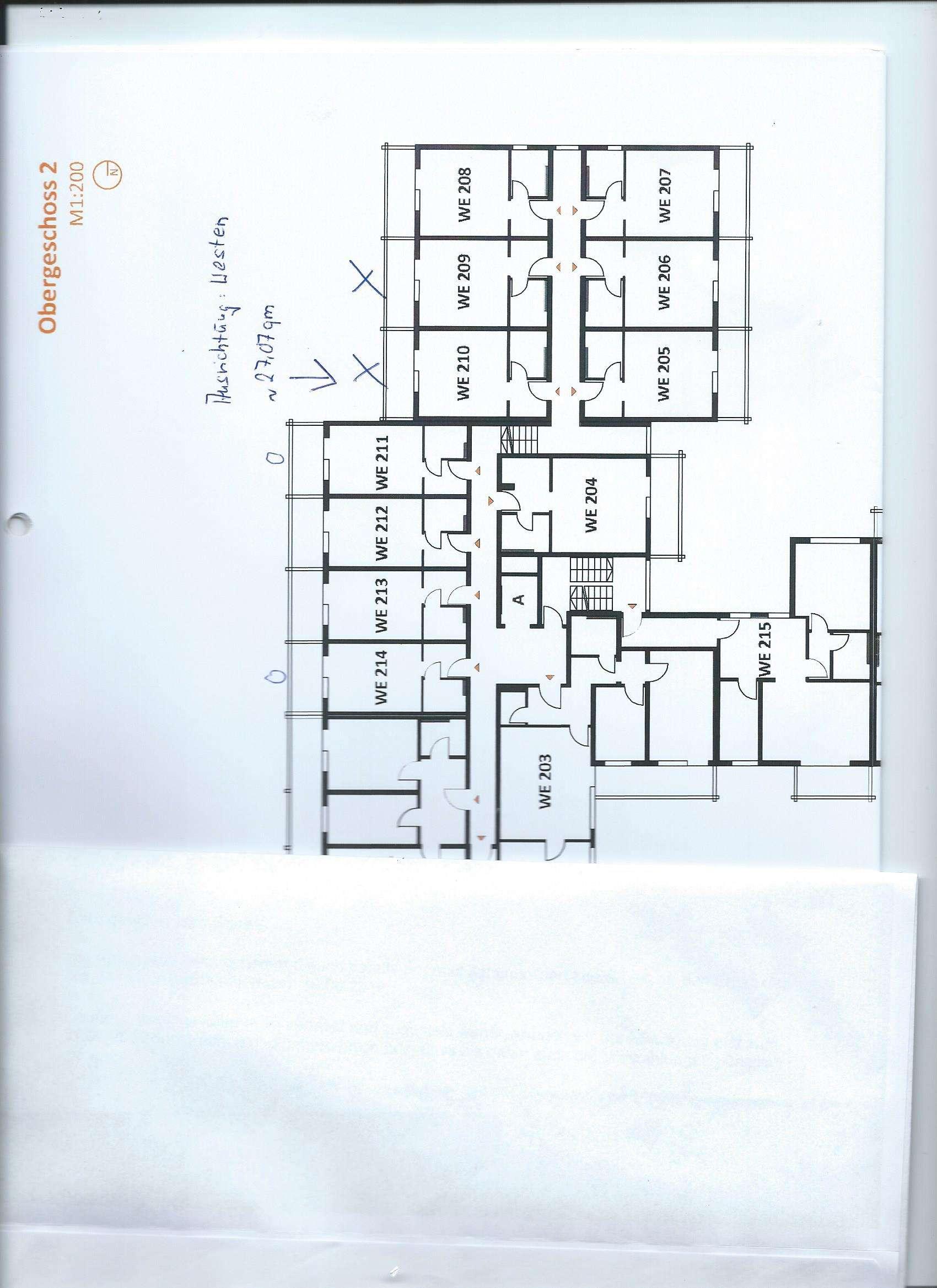 Helle, modernisierte 1-Zimmer-Wohnung mit Balkon, EBK und Bad in Regensburg