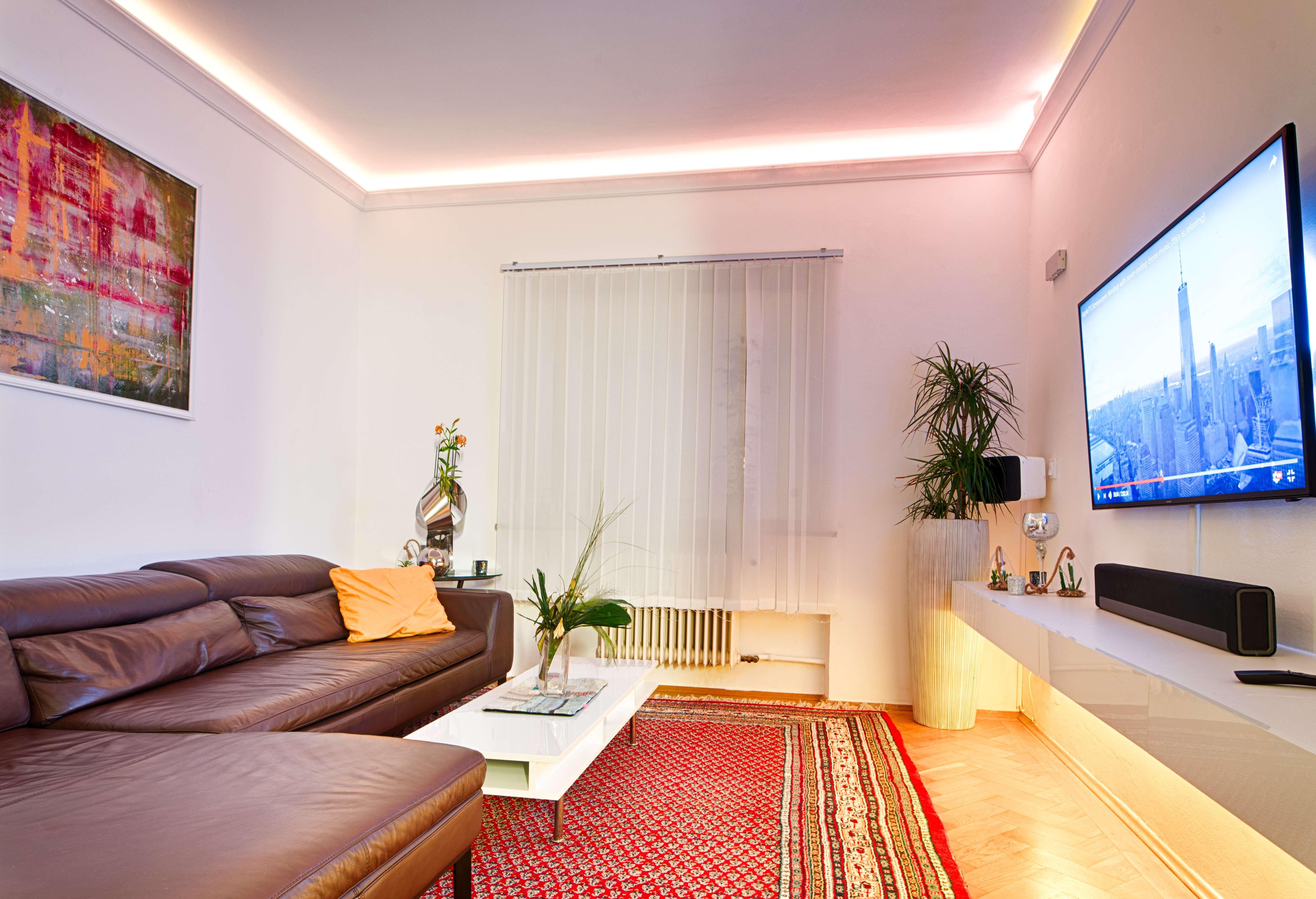 Stilvolle 2-Zimmer Wohnung ab 30.11.-29.2.2020 in Ramersdorf, München in Ramersdorf (München)