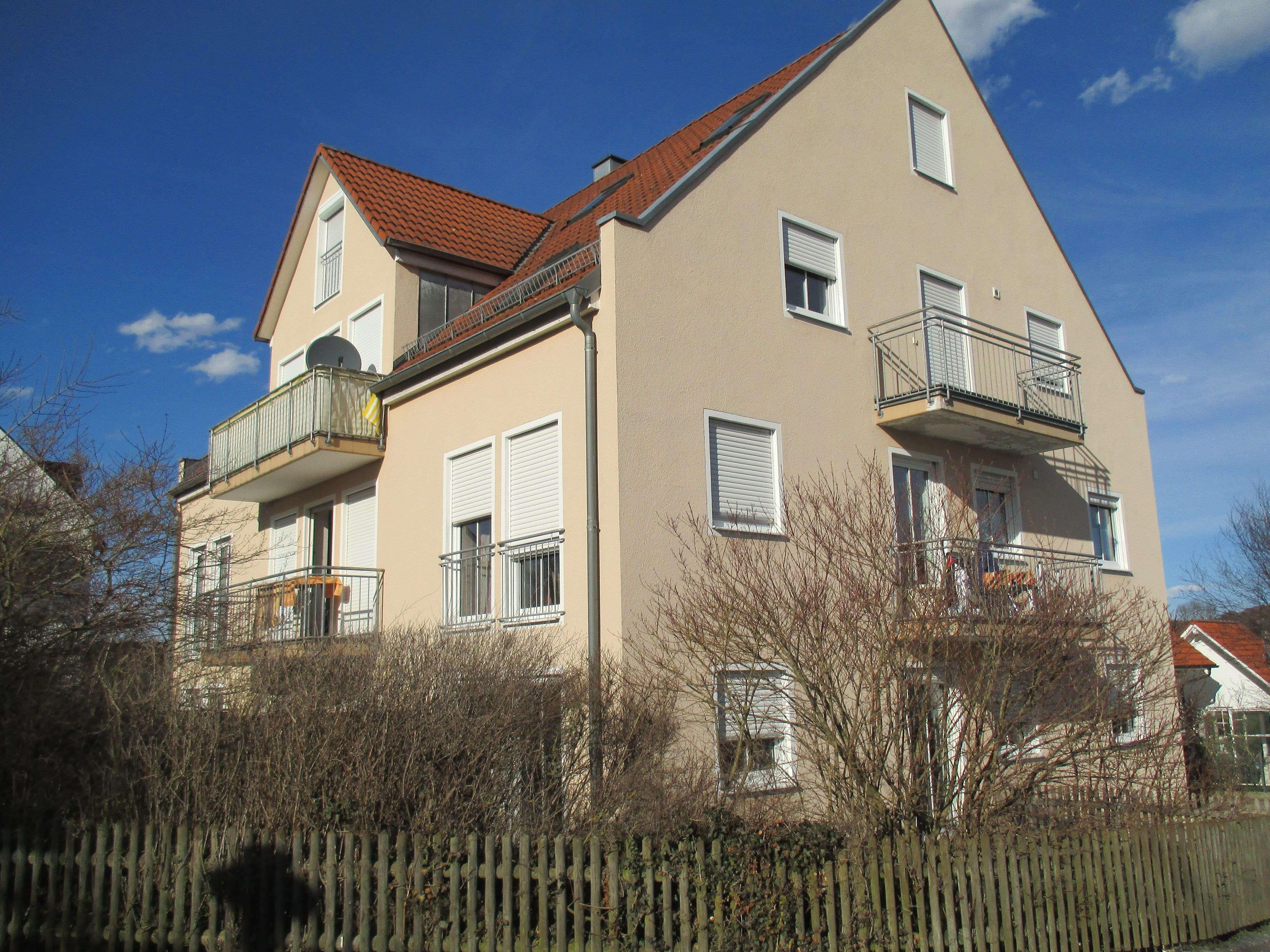 GIS IMMOBILIEN - hübsche Terrassenwohnung in