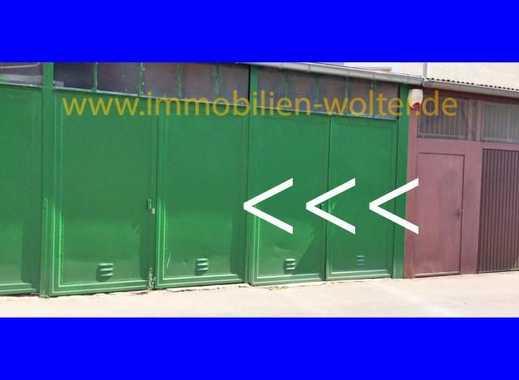 **WO-ZENTRUM - GARAGENPLATZ mit Lagerraum- ca. 68 m² Gesamtfläche ***