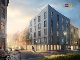 Stadthaus BUK - Straßenperspek