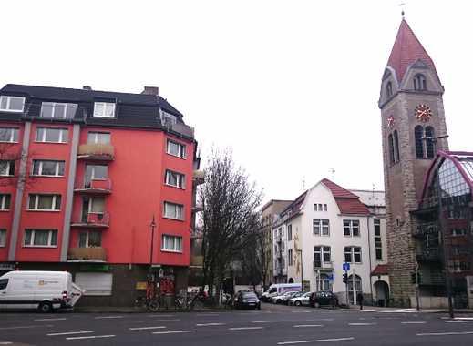 Uni-Nahe 2-Zimmer-Wohnung, für WG und Young Professionals, belgisches Viertel und Kwartier Latäng