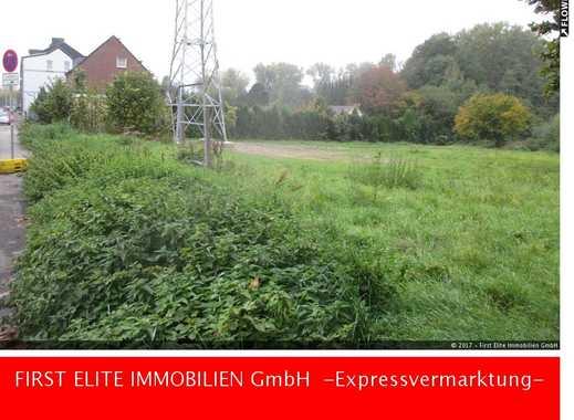 MG-Odenkirschen:  Attraktives, vollerschlossenes Baugrundstück für Mehrfamilienhaus und 9 Garagen