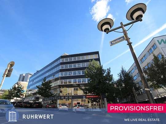 Objekt von Vis-a-vis dem Limbecker Platz: Vielseitige Büro-/Praxisfläche im Zentrum !!