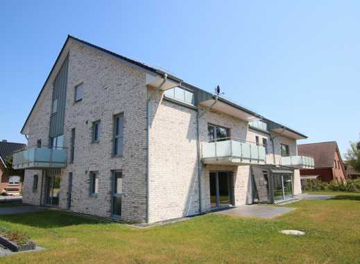 Glückliches und barrierefreies Wohnen - 2-Zimmer-EG-Wohnung mitten in Hemmoor