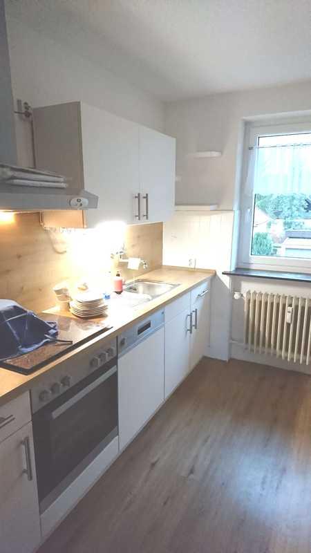 helle 3-Zimmer-Wohnun| 73m² | mit großem Balkon | Wohnberechtigungsschein erforderlich! in Neustadt bei Coburg