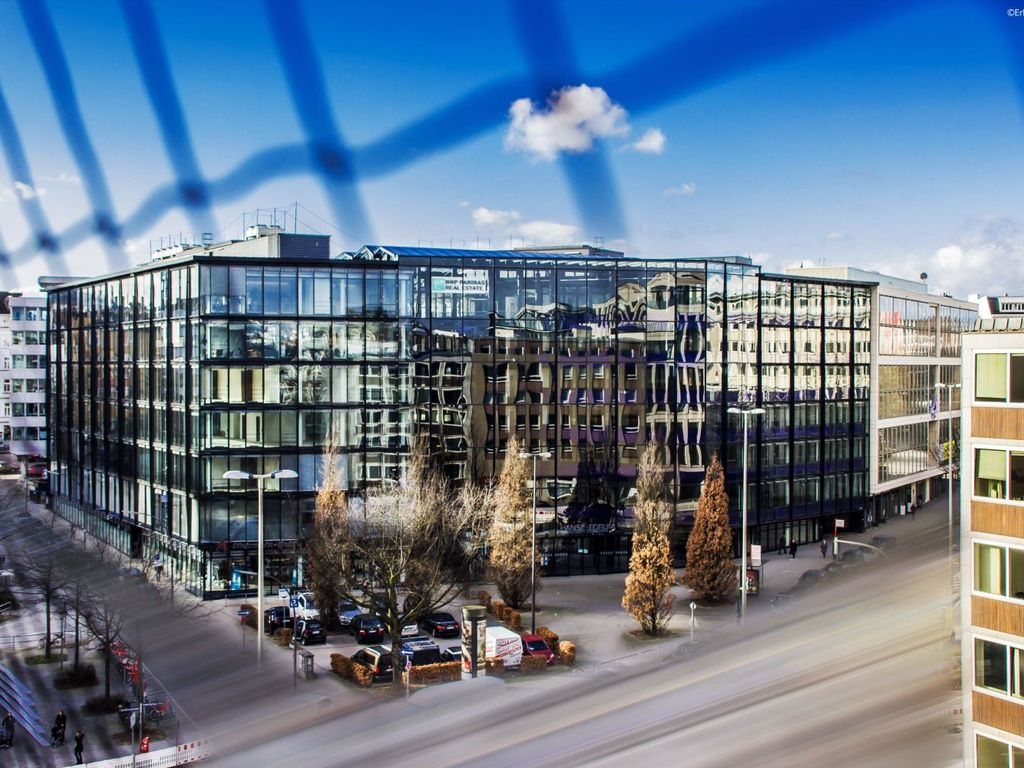 Axel-Springer-Platz City Hambu