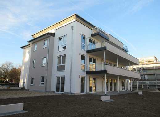 NEUBAU/ERSTBEZUG! Barrierefreie 3-Zi.-Whg. mit 2 Terrassen in gefragter Wohnlage von Bonn-Buschdorf