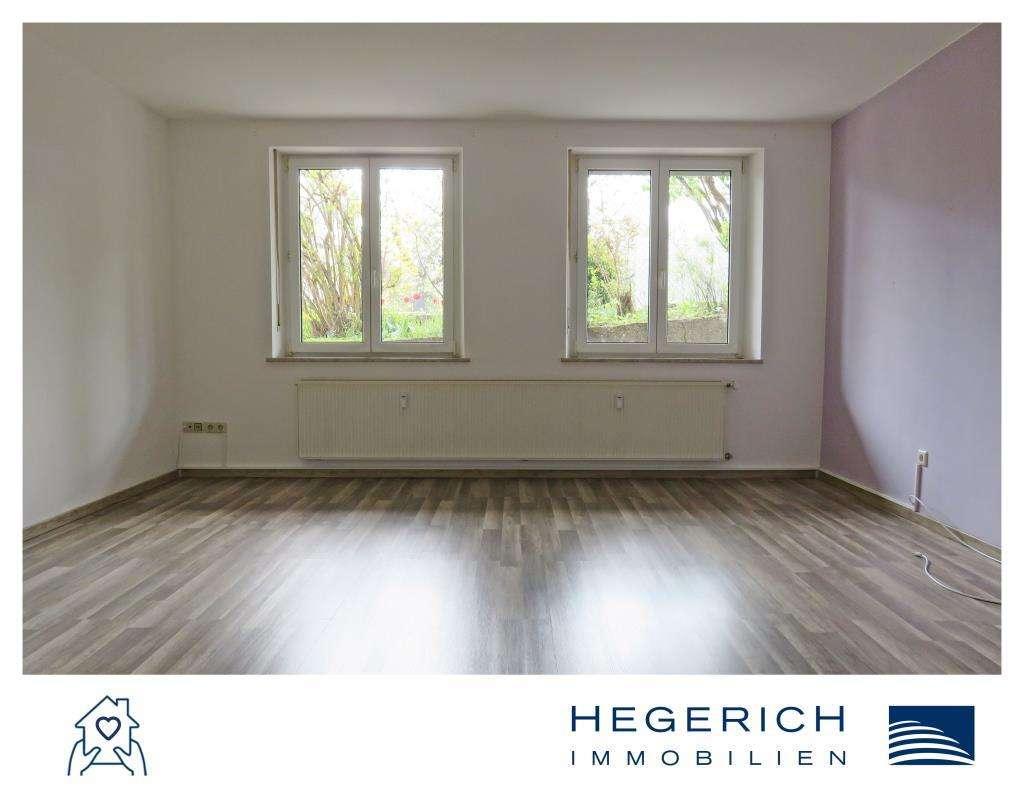 HEGERICH: Gemütliche 1-Zimmer-Wohnung im Herzen von Langenzenn! in
