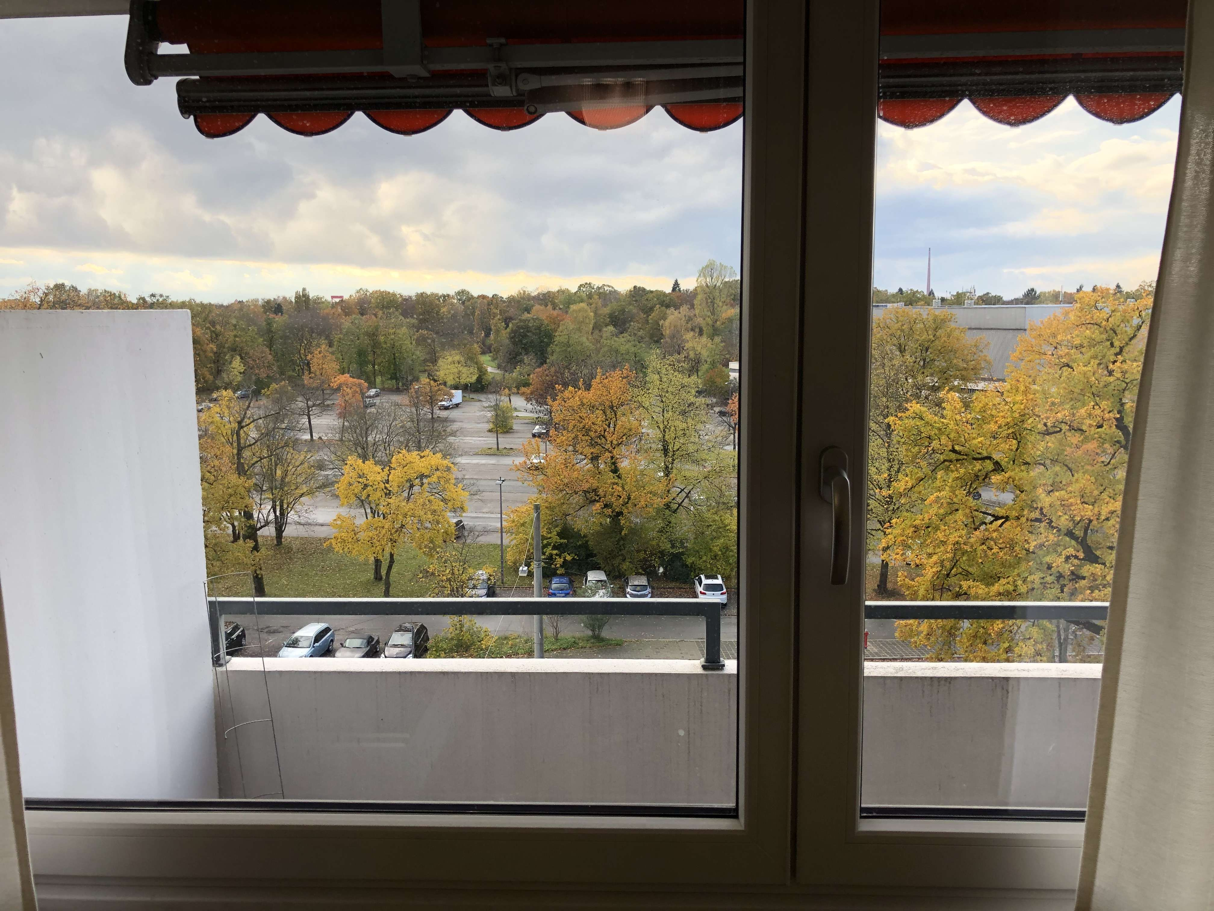 Exklusive, gepflegte 3-Zimmer-Wohnung mit Balkon und Einbauküche in Nürnberg in Ludwigsfeld
