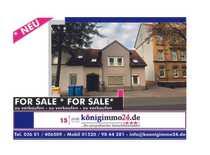Bild Einfamilienhaus mit Wintergarten und großem Grundstück in innenstadtnaher Lage