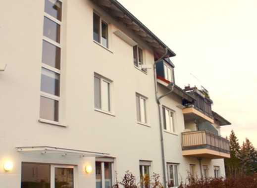 Helle 2 Zimmer Wohnung in Saarmund im Nuthetal
