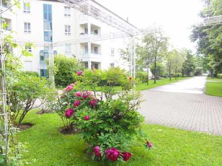 Gepflegte und ruhige Gartenwohnung in Bogenhausen (München)