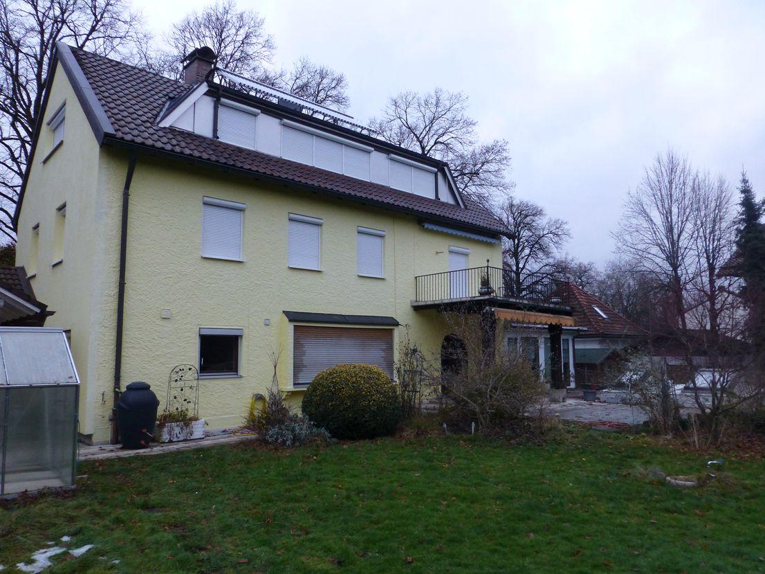 VERMIETET - Obing: Einfamilienhaus/Gewerbefläche per sofort befristet zu vermieten