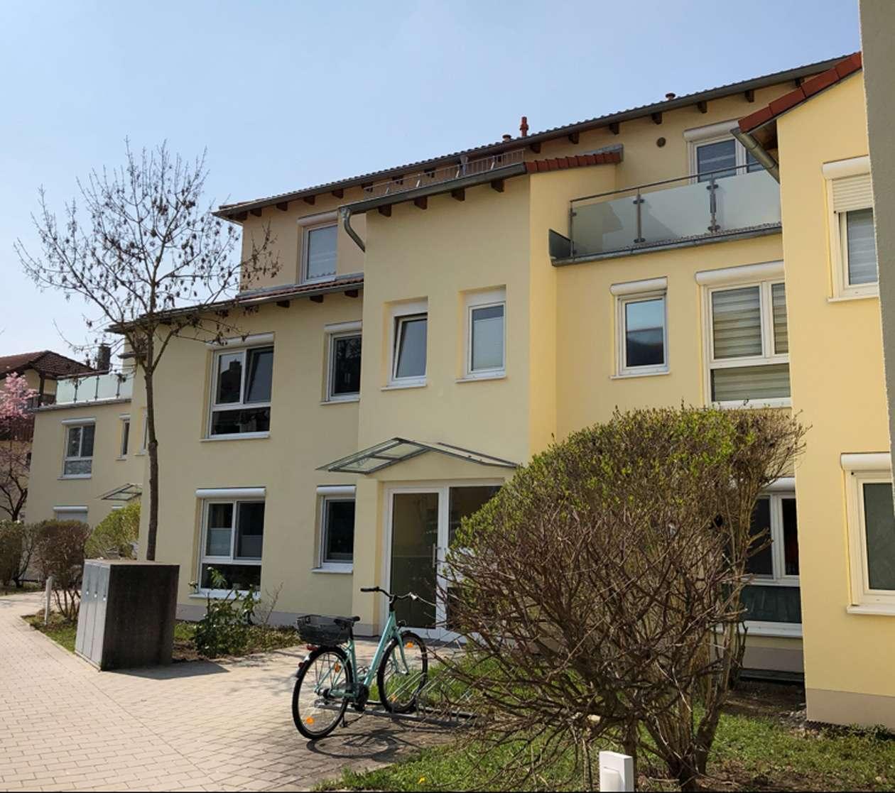 Exklusive 3-Zimmerwohnung in Ingolstadt-West