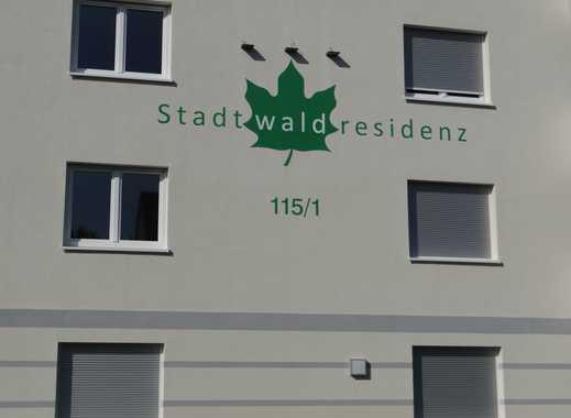 Wohnen in Süd- Westlage in KfW 55 Effizienz mit Kühloption